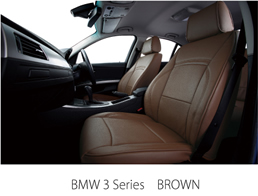 BMW 3 Series BROWN