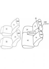 BMW New X1(F48) M-Sport スライディングリヤシート車 シートカバー