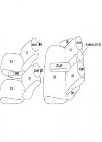 AUDI A3 Sportback シートカバー